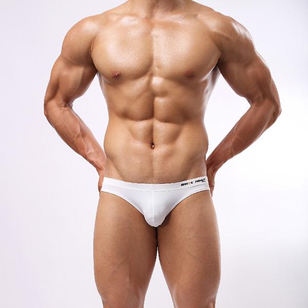 Men's Swim Briefs Swimwear Swimsuit Beachwear S-L Shorts Underwear