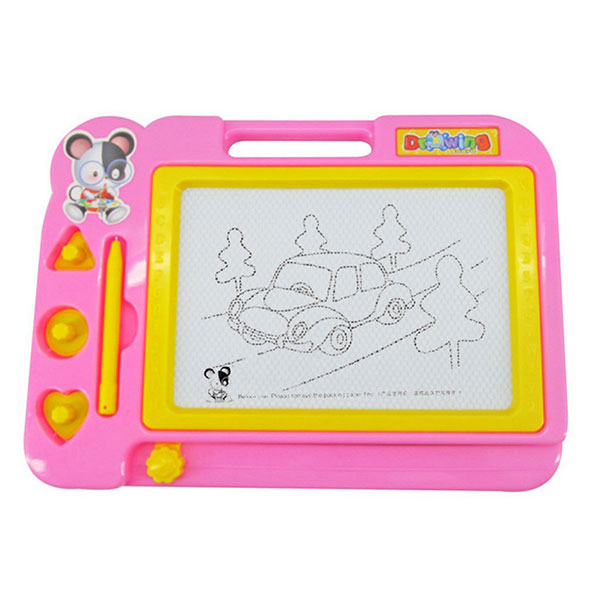 writing board for kids Kids magic drawing board - magnetic sketch writing board pink for - compare prices of 192954 products in toys & games from 680.