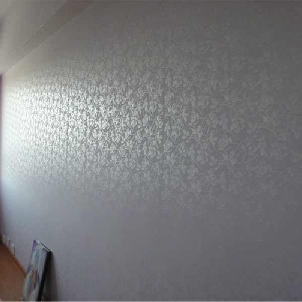 Diy Wall Texture With Roller : Cm empaistic pattern rubber paint roller machine wall