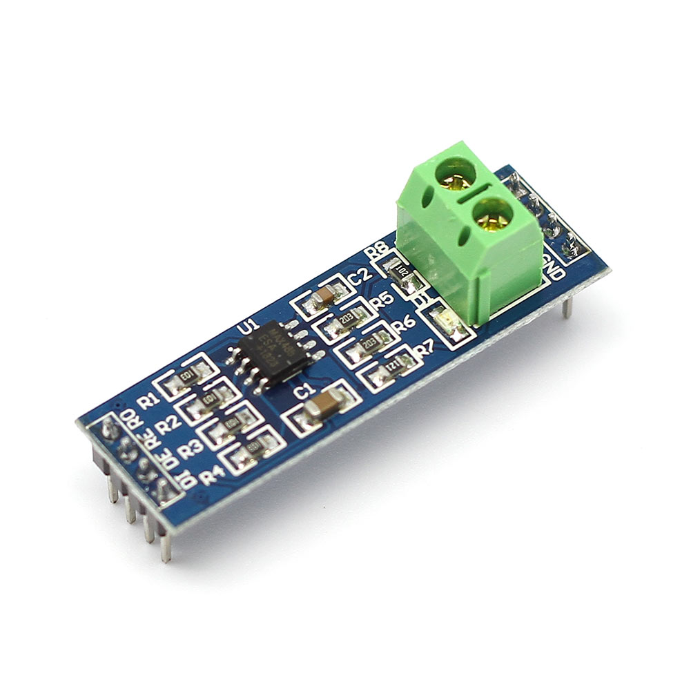 1pcs max485 rs-485 ttl to rs-485 for arduino 10mbps intelligent