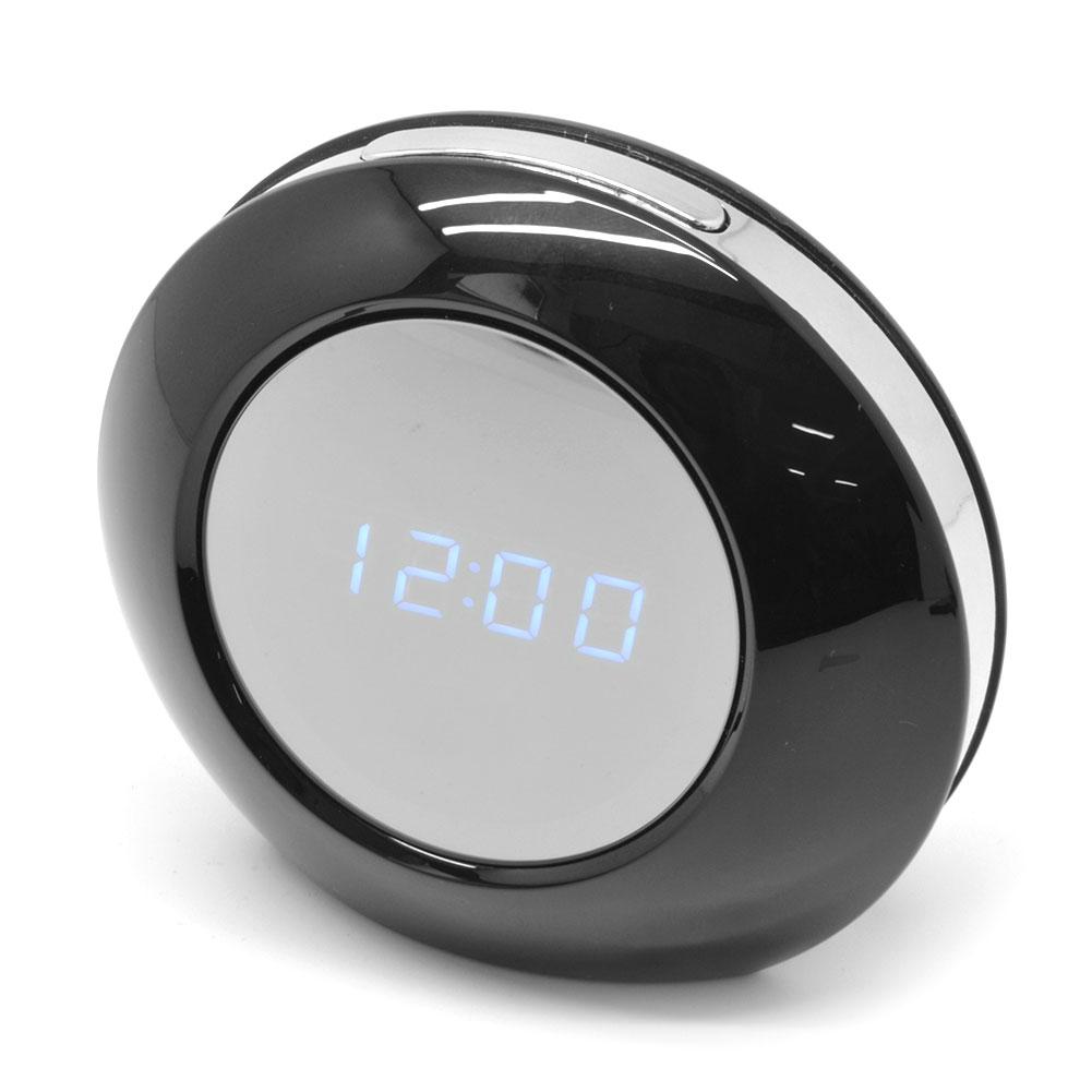 image Hidden cam alarm clock