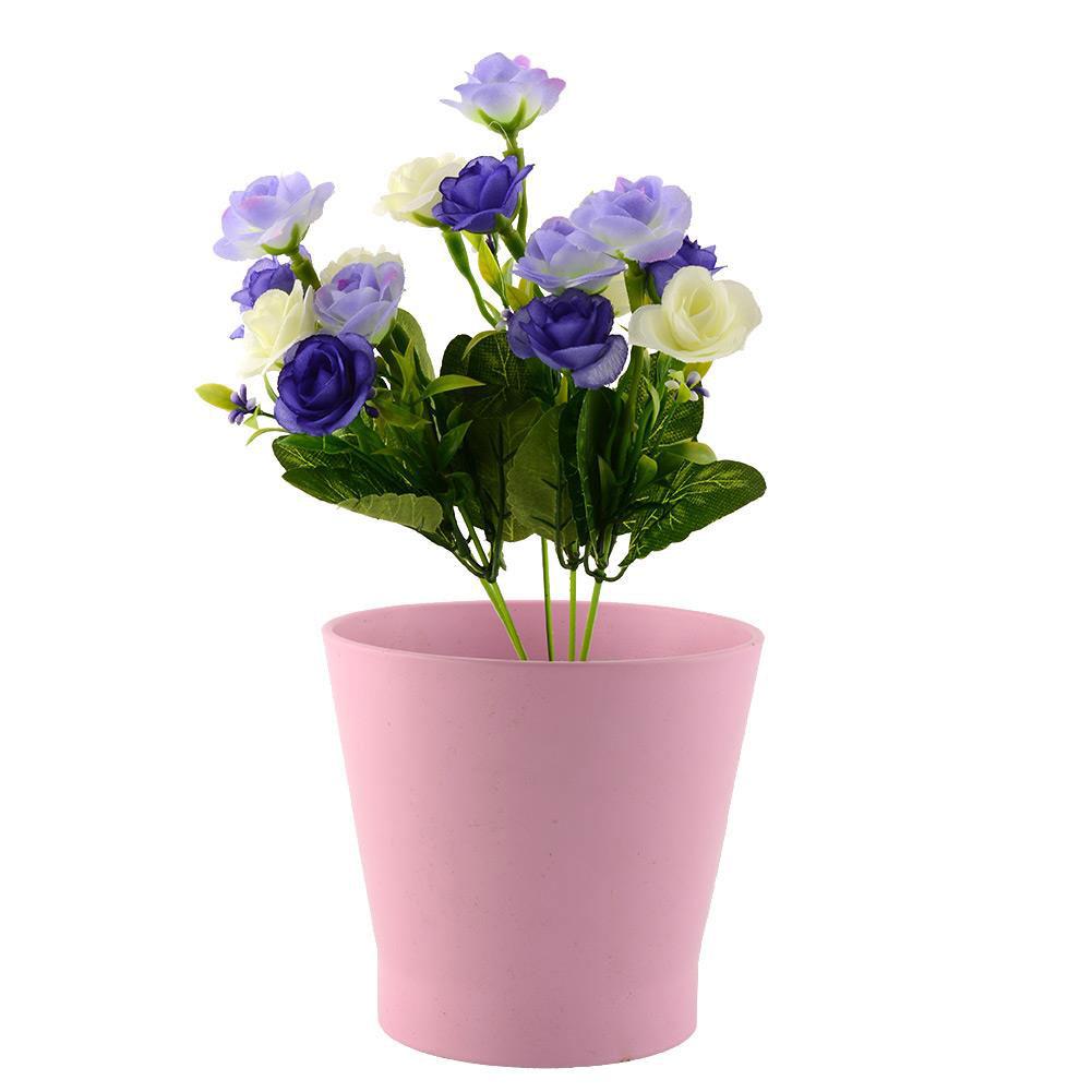 1Bouquet Artificial Faux Rose Silk Flower Wedding Party Home Garden DIY