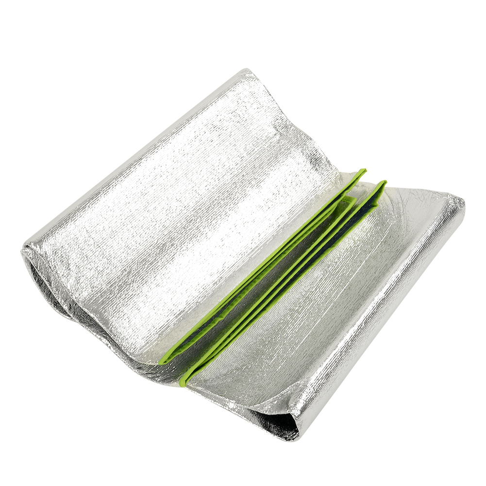 Aluminum Foil Outdoor Picnic Grass Blanket Camping ...
