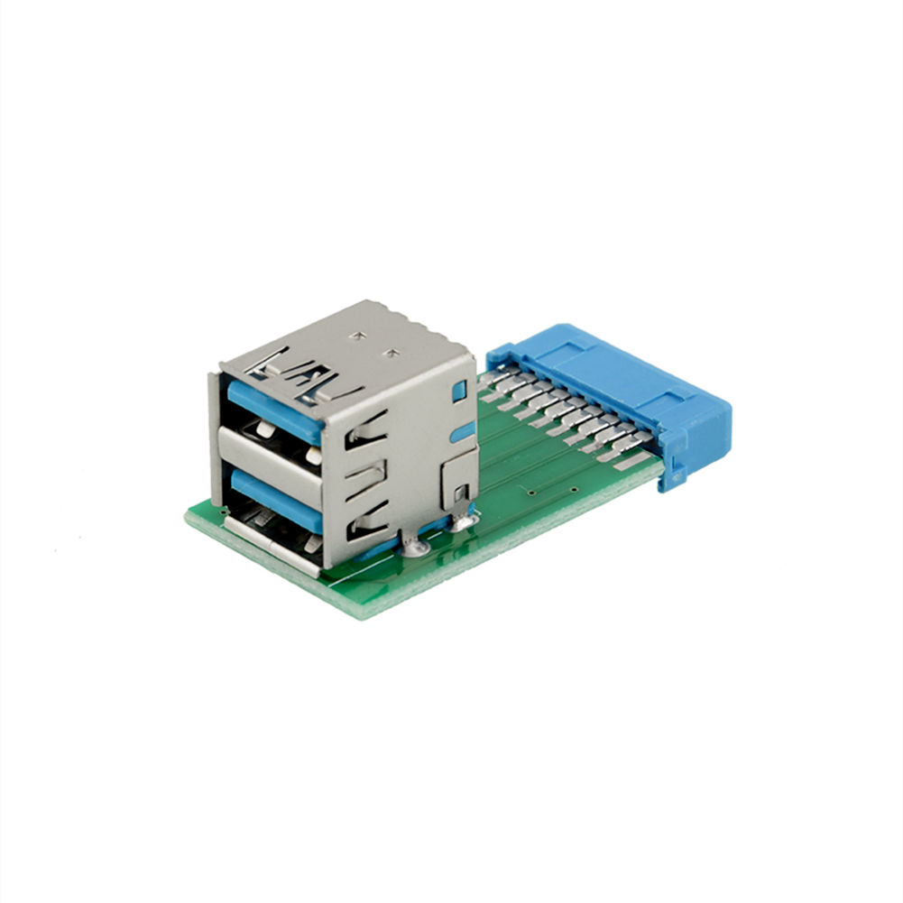 2 ports usb 3 0 port hub to motherboard 20pin header - Can a usb 3 0 be used in a 2 0 port ...