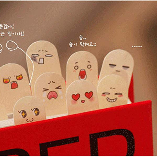 korean notes