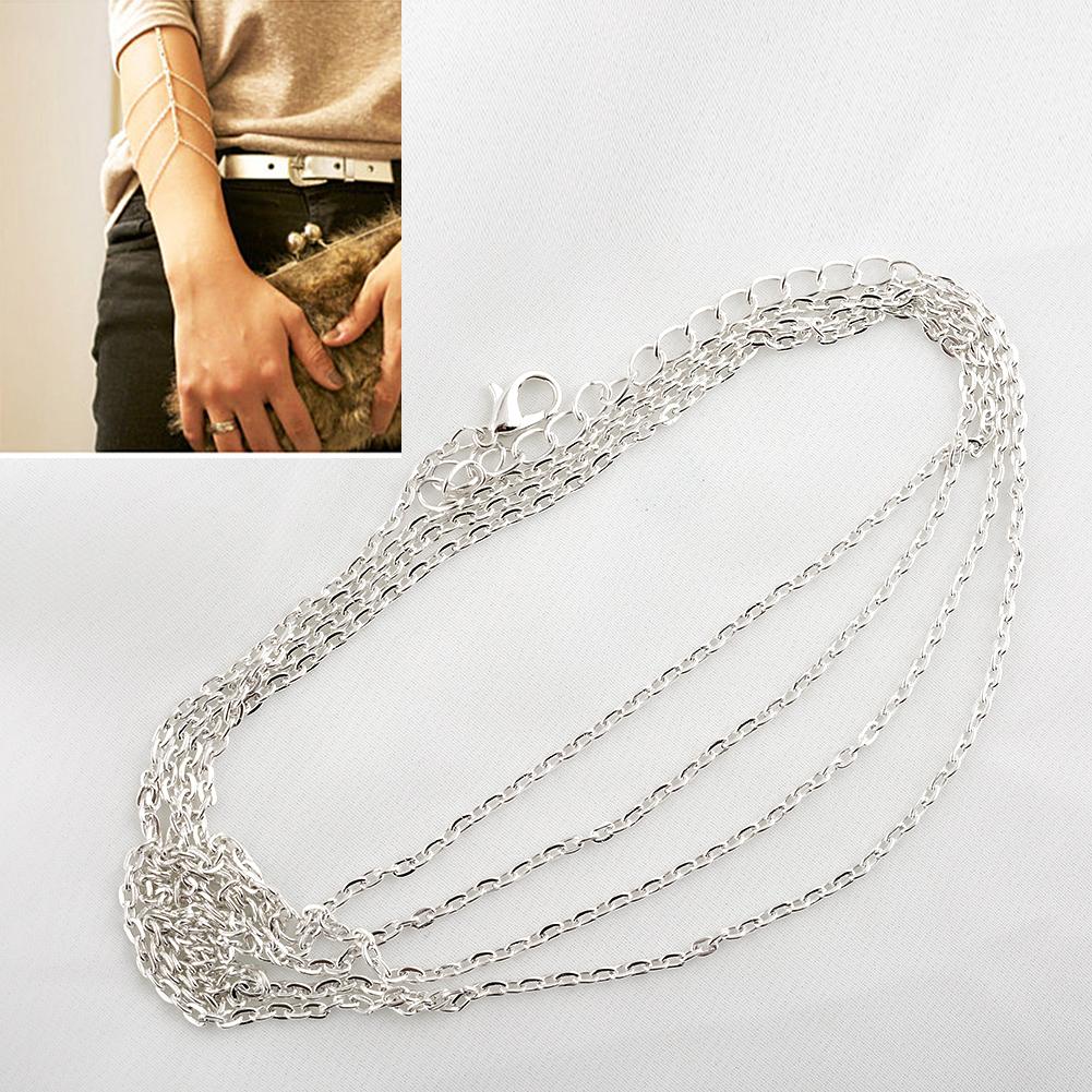 Fashion Women Ladies Girls Arm Slave Harness Tassel Chain ...