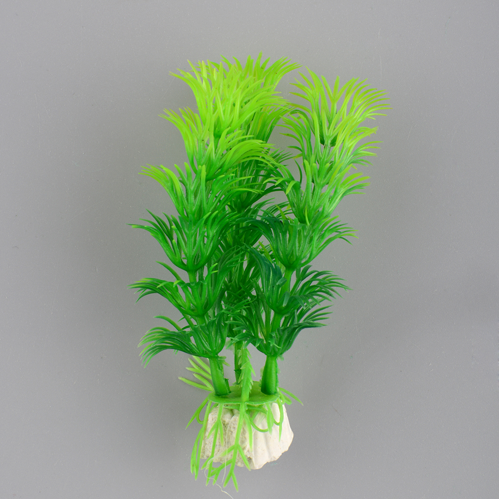Hot artificial fake simulation water plants for fish tank for Artificial pond plants sale