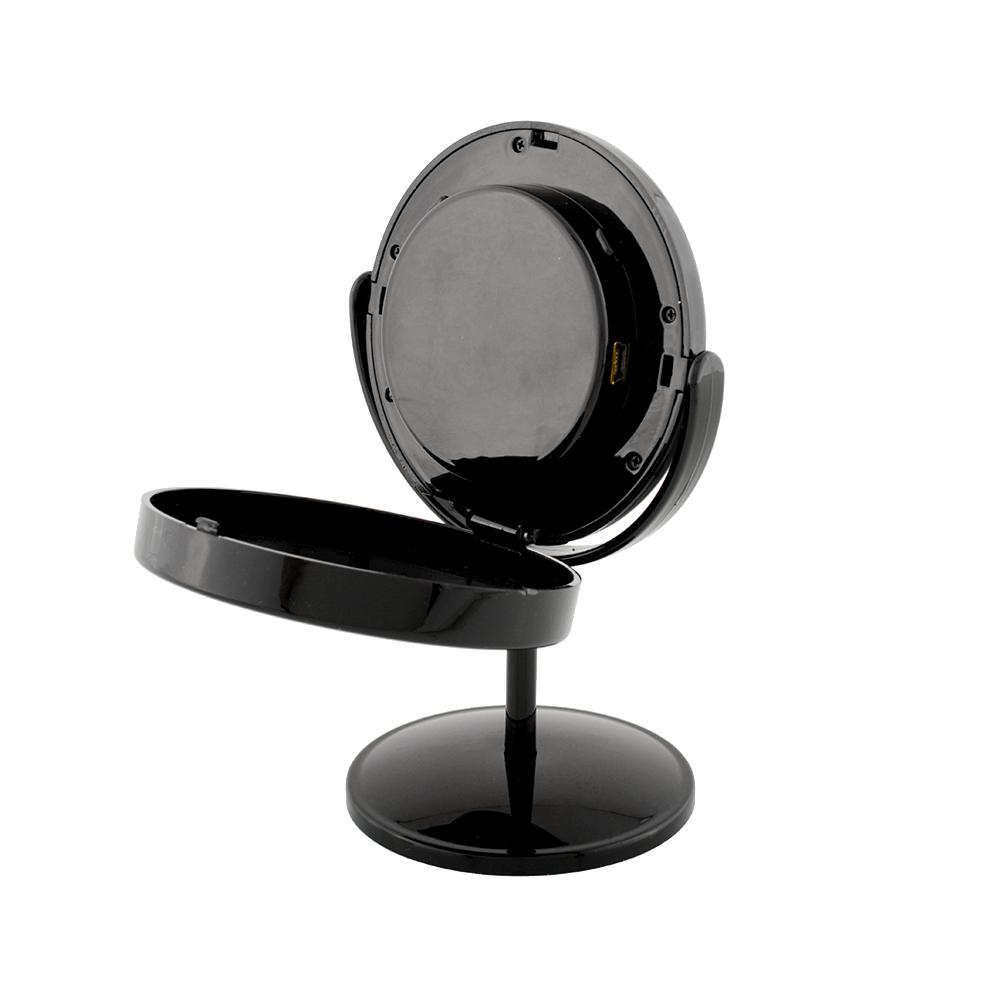 Black home mirror spy hidden camera video camcorder dv al for Table th hidden