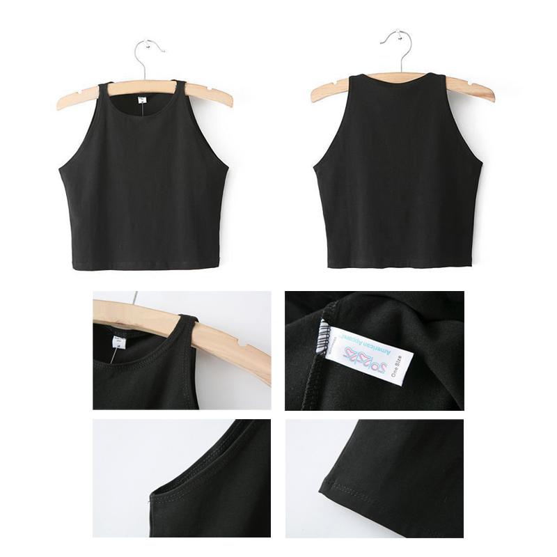 Sexy Summer Women Bralette Bralet Crop Top Cami Tank Blouse T Shirt Vest