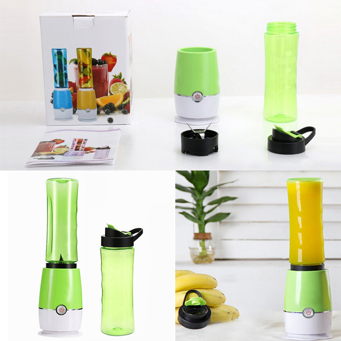 Portable Slow Automatic Fruit Blender Ice Crusher Juicer Extractor Juicers eBay