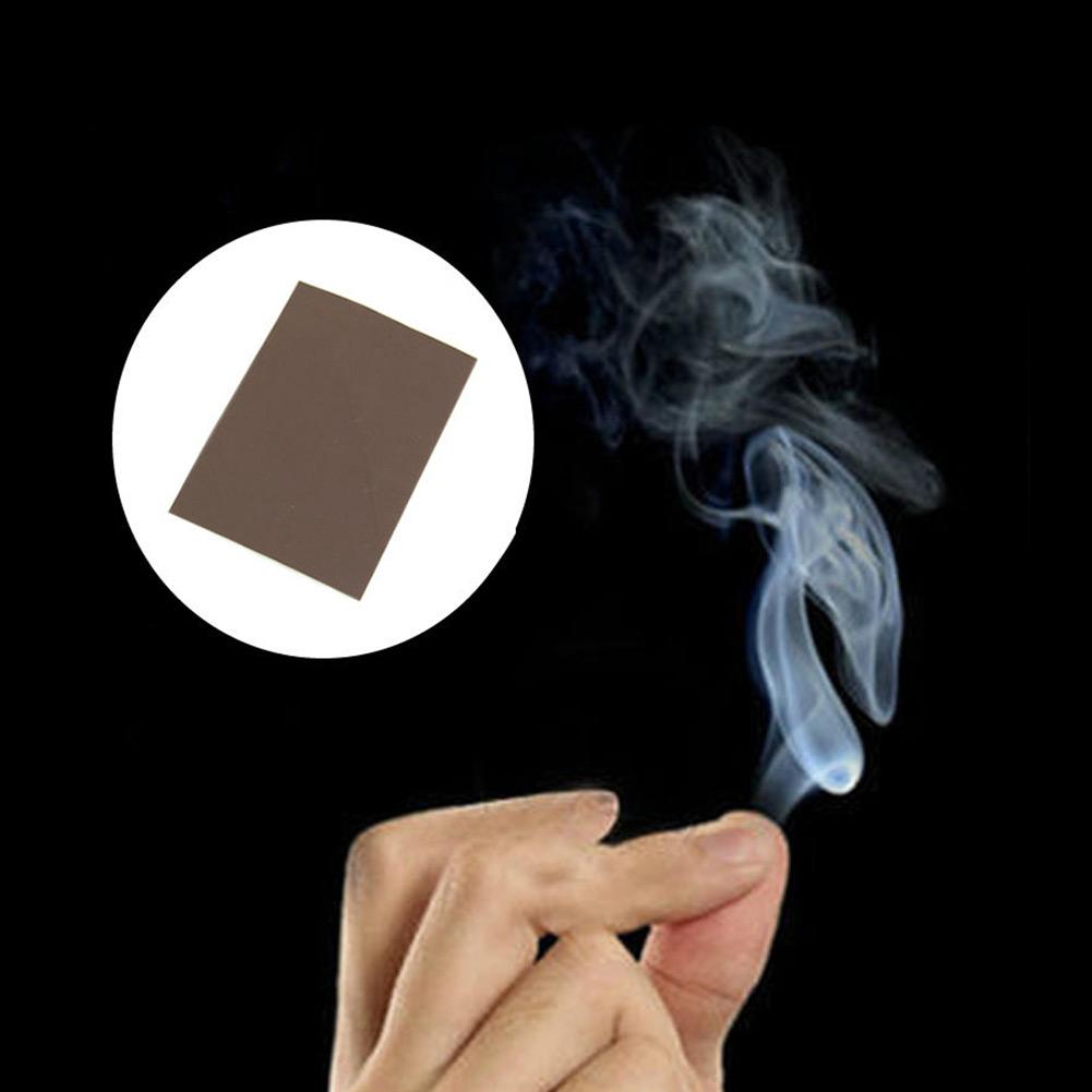 Дым из рук фокус своими руками