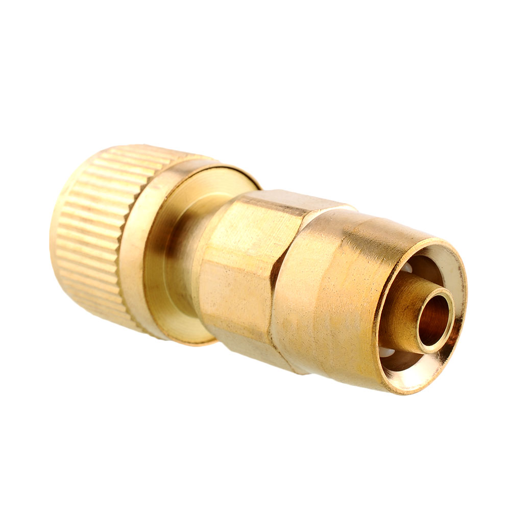 Brass garden water tube pipe fitting tap fittings hose