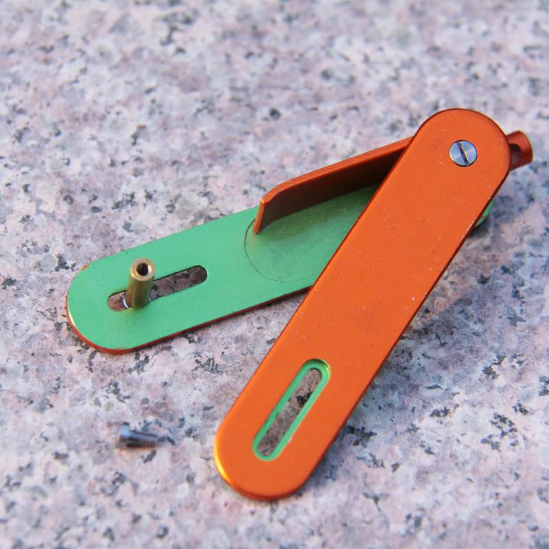 Nike Gloves Key Pocket: Pocket Key Holder Organizer Clip Folder Aluminum Keychain
