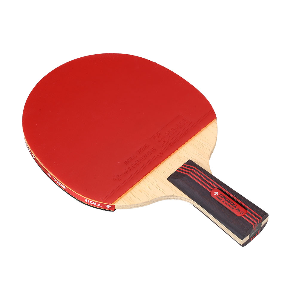 Professional-Table-Tennis-Rackets-Fast-Attack-Pimples-in-Bat-Short-Long-Handle
