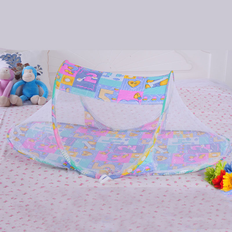 Folding Cartoon Ship Mosquito Net Ger Style Bed Netting