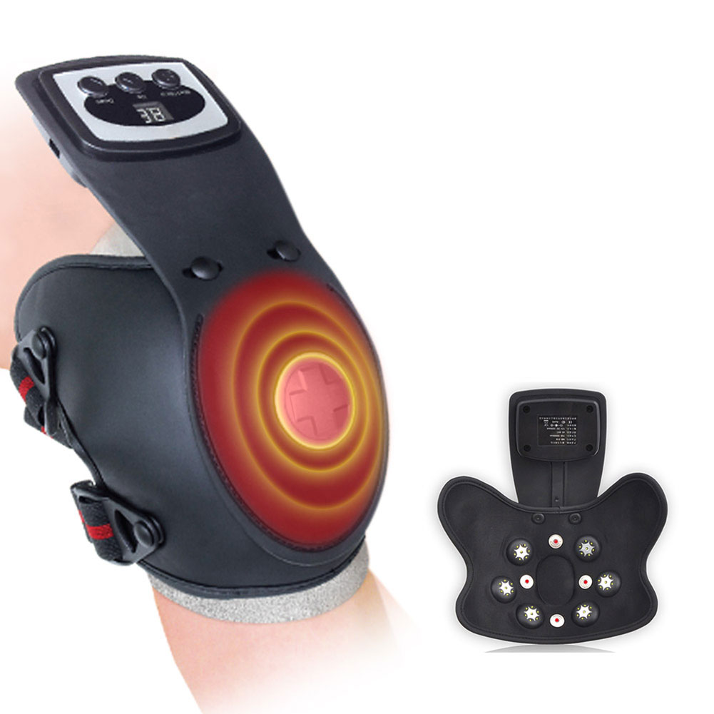 Mini-Heat-Massager-Infrared-Physiotherapy-Knees-Ankles-Auto-Kneepad-Health-Care