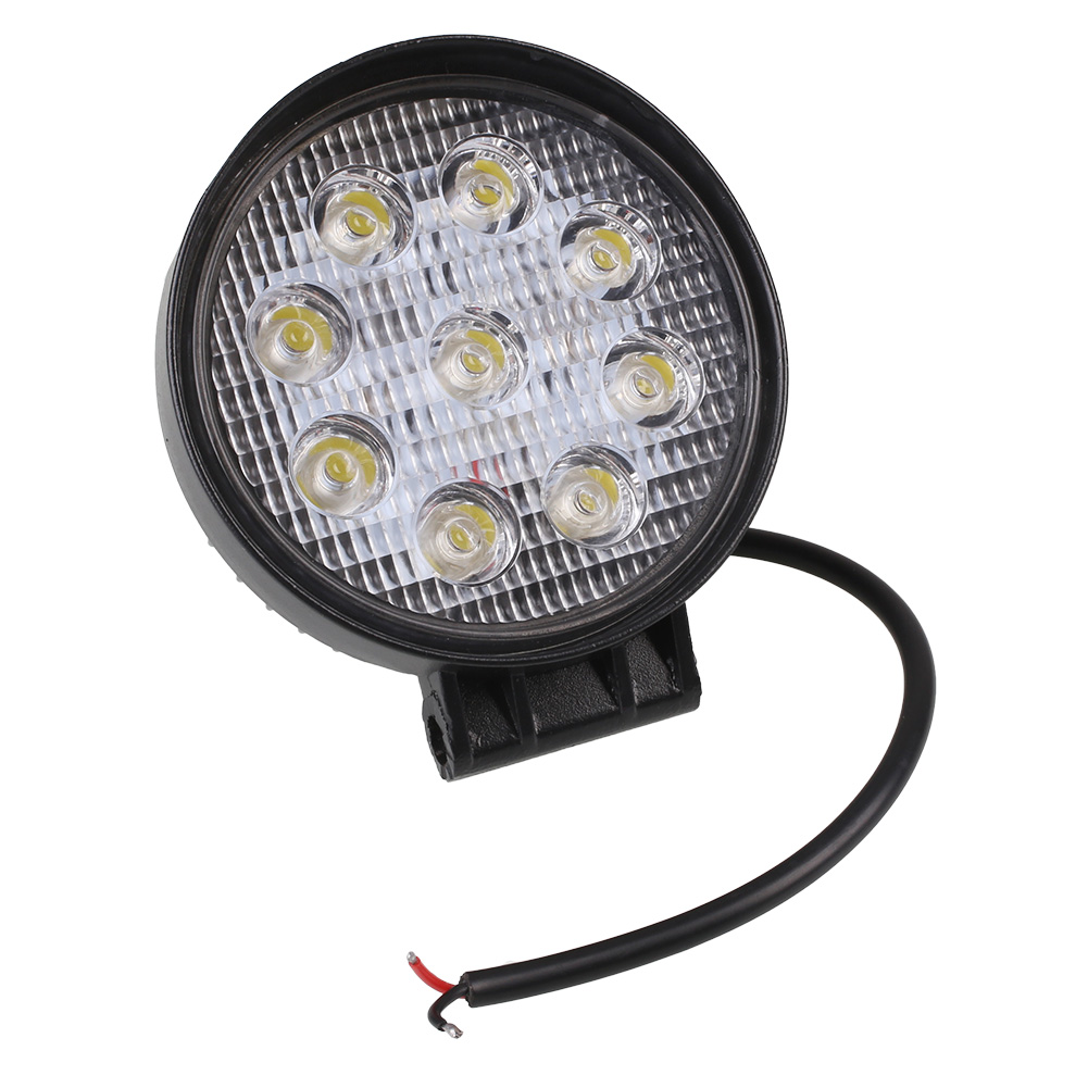 27W-Car-Boat-Truck-Spot-LED-Work-Light-Driving-Lamp-Off-Road-Tractor-Lighting