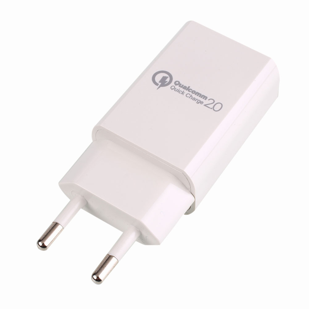 Qualcomm Certified QC 2.0 USB Charger Adapter Quick Charge