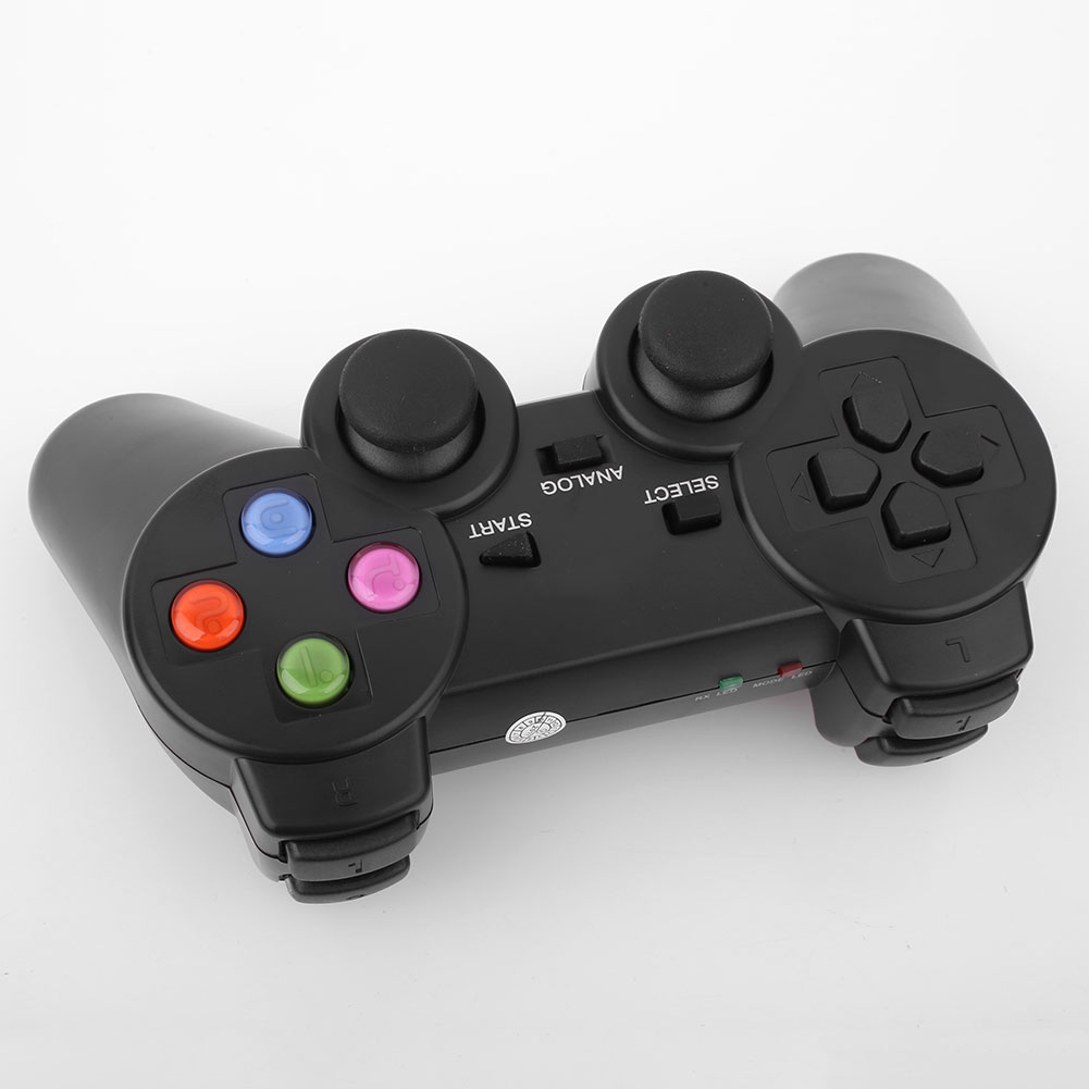how to connect usb joystick to pc