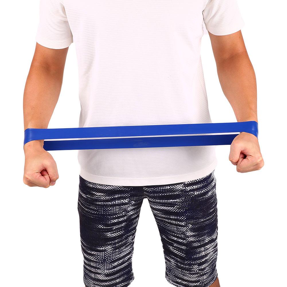 Resistance Yoga Band Elastic Exercise Leg Muscle Fitness