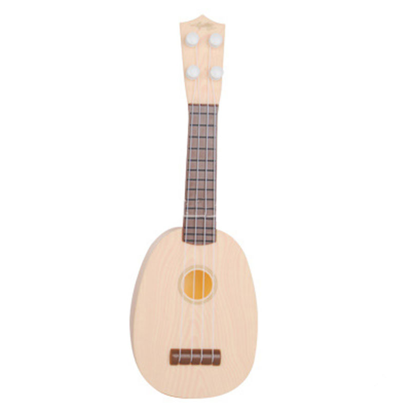 4-String Musical Ukulele Guitar Toy British Toys For Children Kids Girls