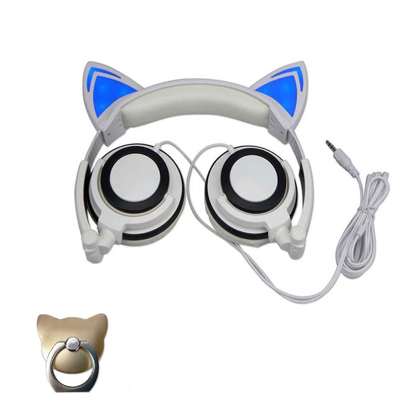 how to fix brookstone cat headphones
