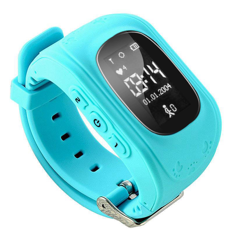 q50 gps tracker sos call children smart watch for android. Black Bedroom Furniture Sets. Home Design Ideas