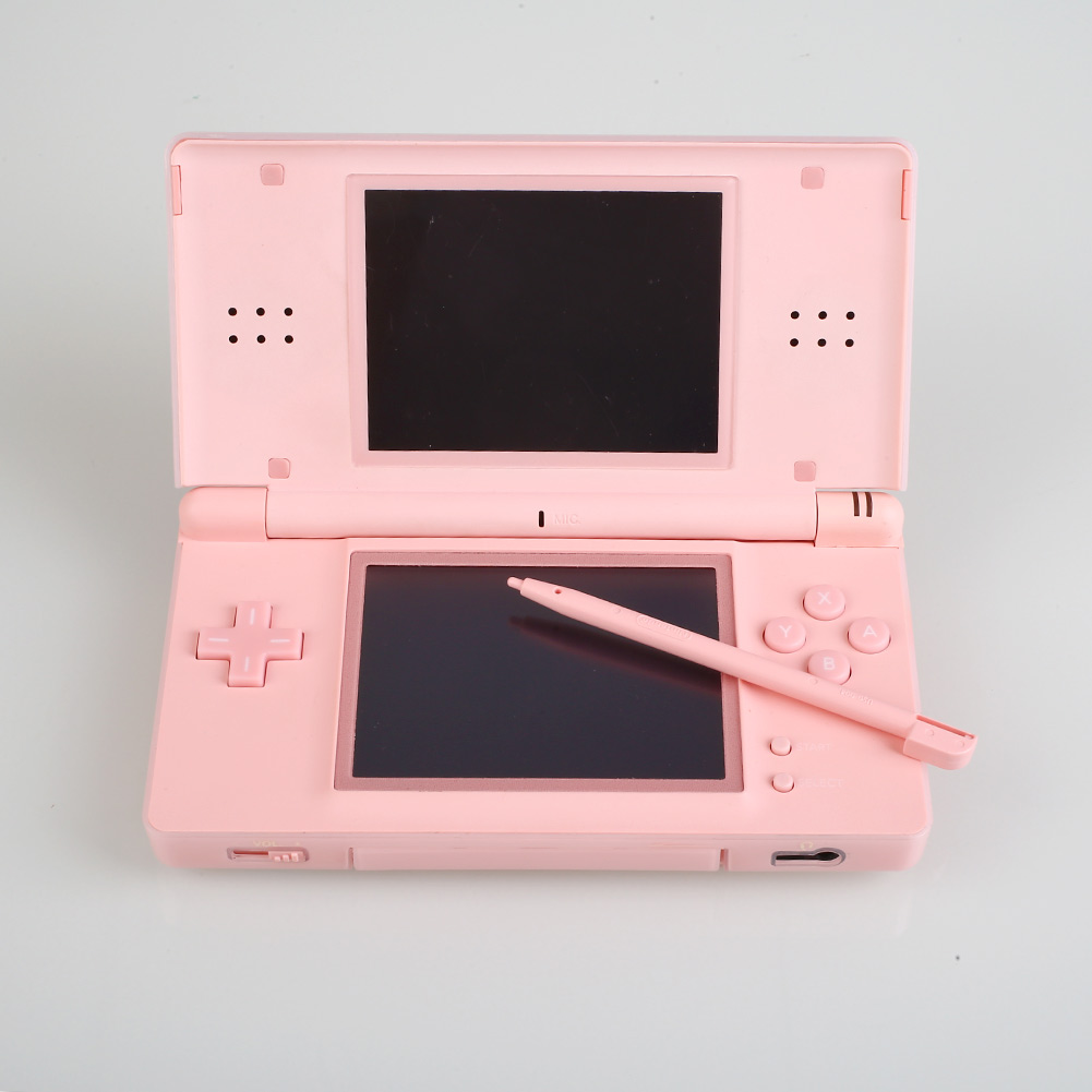 for nintendo dsl ds lite handheld game console game boy custom 6 colors ebay. Black Bedroom Furniture Sets. Home Design Ideas