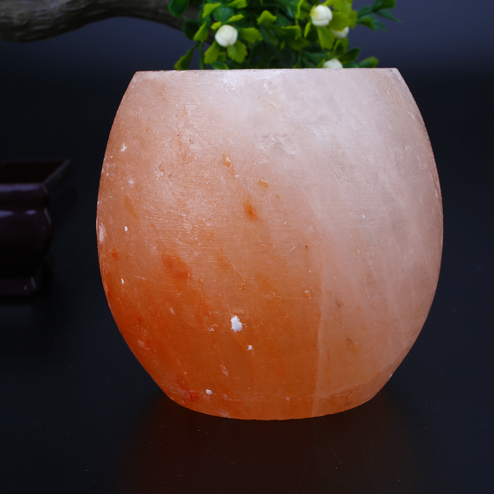 Salt Lamps Night Lights : Himalayan Salt Lamp Natural Crystal Rock Shape Dimmer Switch Night Light 1-14 kg