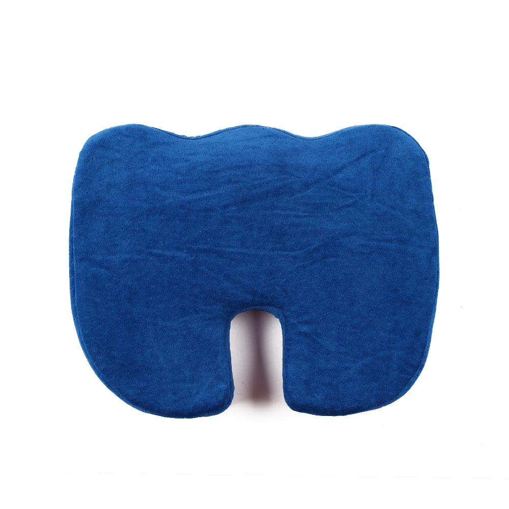 Miracle Bamboo Cushion Car Seat Comfort Memory Foam Lumbar