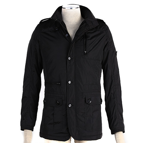 Mens Jacket Cloth Coat Slim Clothes Winter Warm Overcoat Casual Outwear Warm