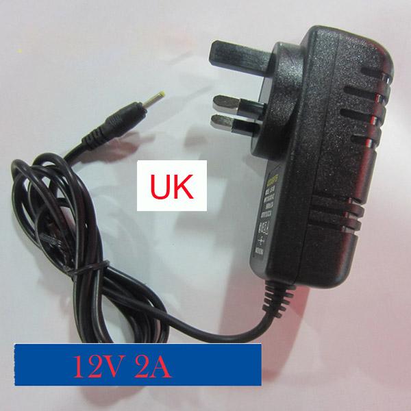 AC 100-240V To 12V 2A Power Supply Adapter AU/EU/UK/US Plug For Strip Light