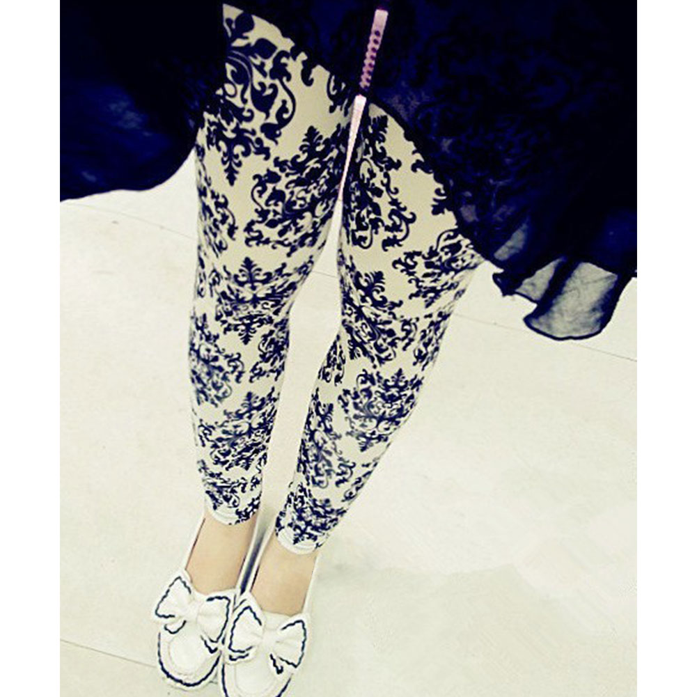 Chic-Sexy-Lady-Girl-Women-Style-Leggings-Stretchy-Tights-Pencil-Skinny-Pants