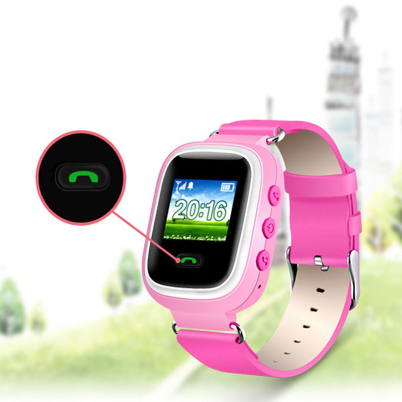 gps tracker iphone q60 gps tracker sos call children smart for android 10741