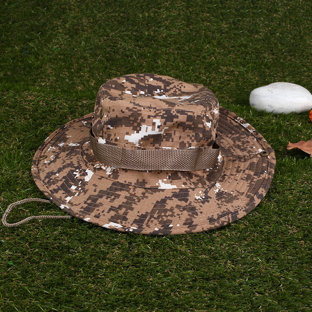 B9B0-Fishing-Hunting-Boonie-Hat-Tactical-Army-Military-Bush-Sun-Camouflage-Caps