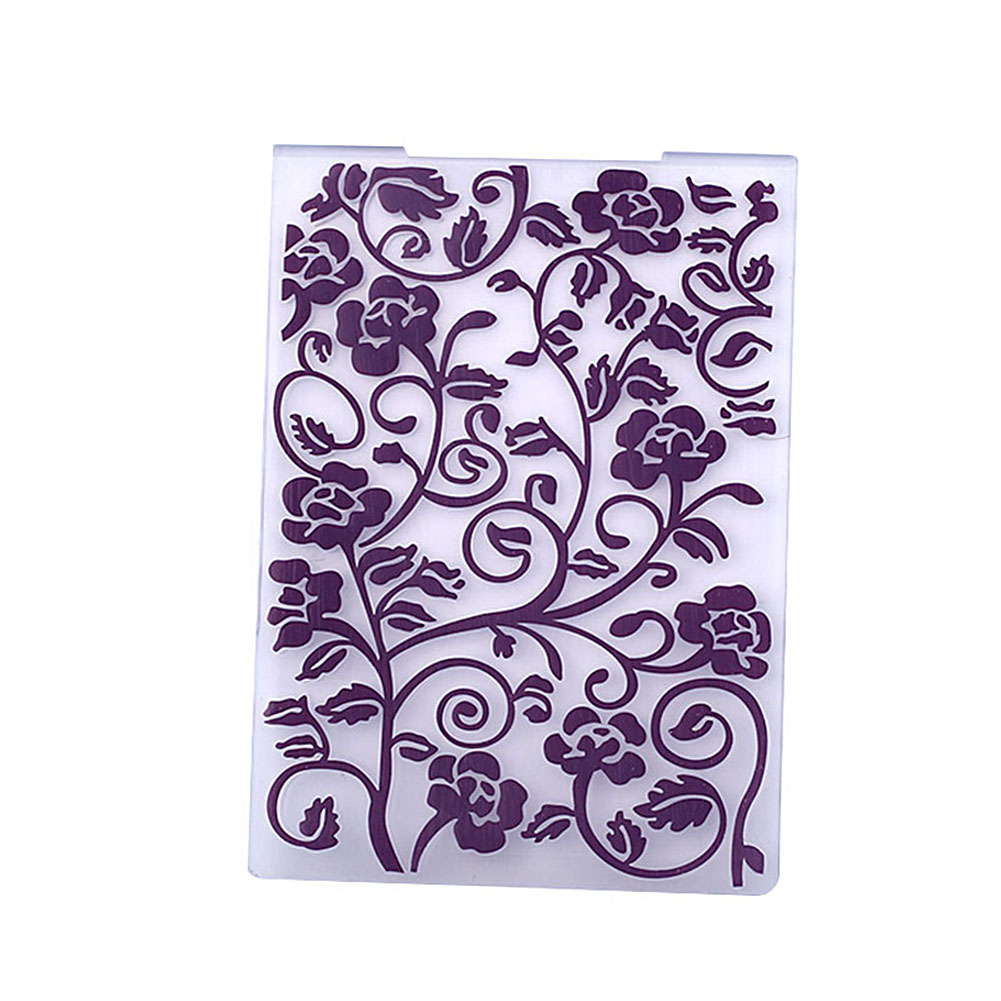 C66B-Card-Mould-Embossing-Folders-Stencils-Template-Scrapbooking-Plastic-Uneven