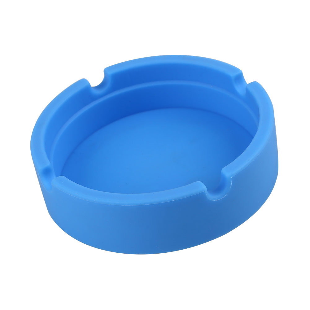 F011-Cigar-Ashtray-Silicone-Heat-Resistance-Shatterproof-Ashtray-Gifts-Colorful
