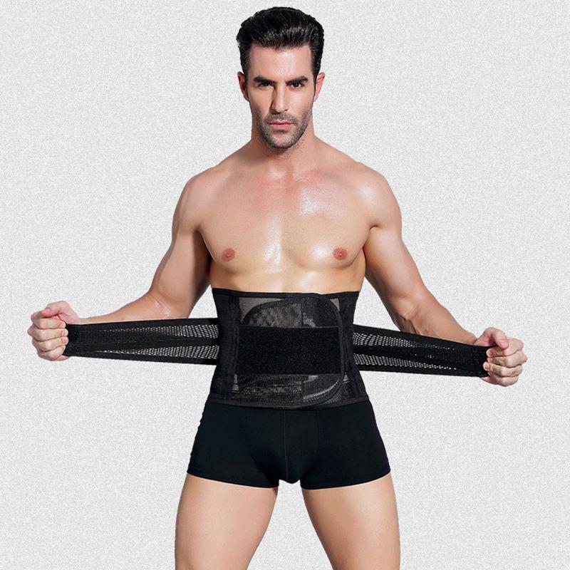 2FD2-Men-Tummy-Belly-Trainer-Waist-Cincher-Body-Shaper-Slimming-Wrapper-Belt
