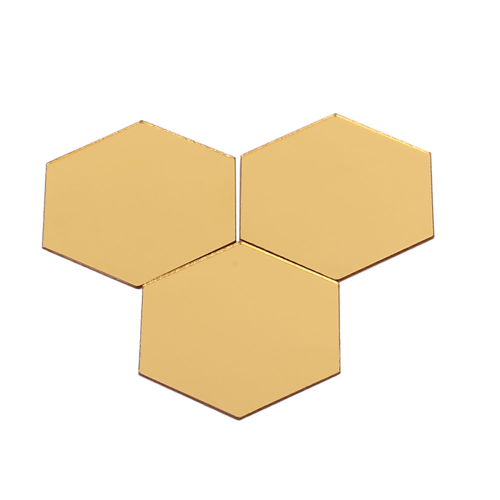 6C1D-DIY-12PCS-Geometry-Hexagon-Mirror-Wall-Sticker-Art-Removable-Safety-Decal