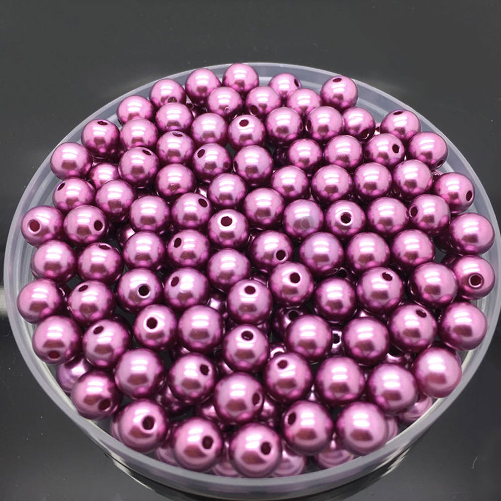 E8AA-100Pcs-DIY-Acrylic-Round-Pearl-Spacer-Loose-Jewelry-Beads-Crafts-Making