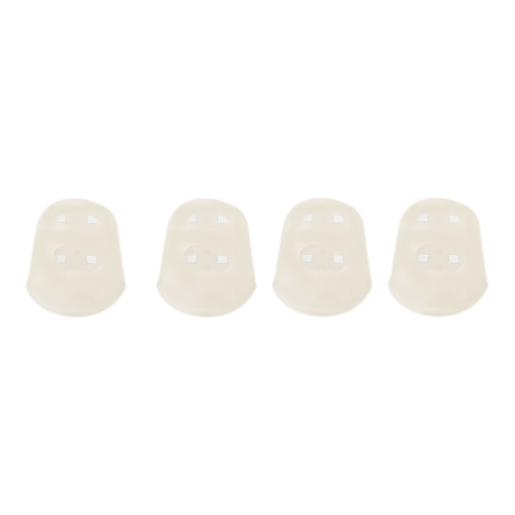 636B-4Pcs-Guitar-Fingertip-Thumb-Protectors-Silicone-Finger-Guards-Protection