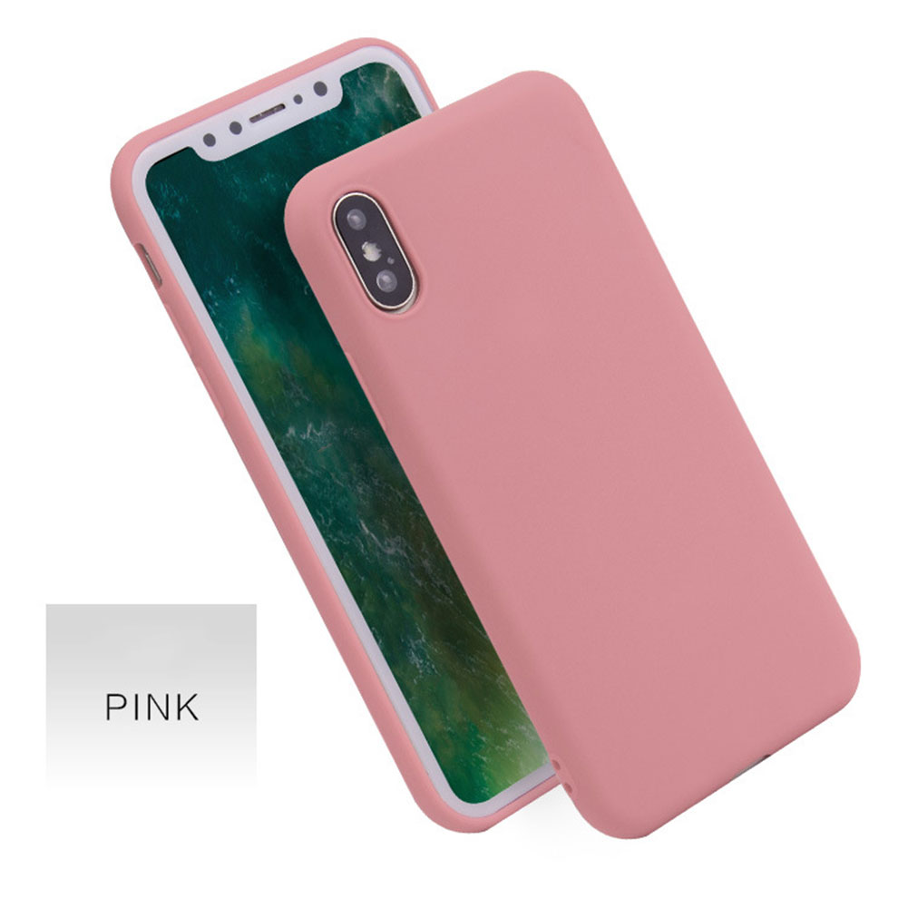 93EF-Ultra-Thin-TPU-Matte-Phone-Smartphone-Protective-Case-Cover-For-iPhone-X