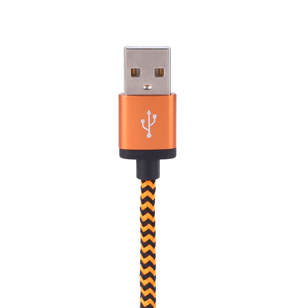 5B17-USB-C-Type-C-3-1-to-A-Nylon-Braided-Fast-Quick-Charging-Data-Cable-Cord