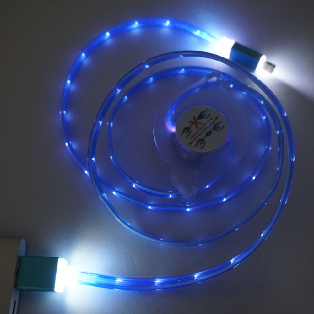 808B-Type-C-USB-3-1-LED-Light-Emitting-Data-Power-Charger-Cable-For-Cell-Phone
