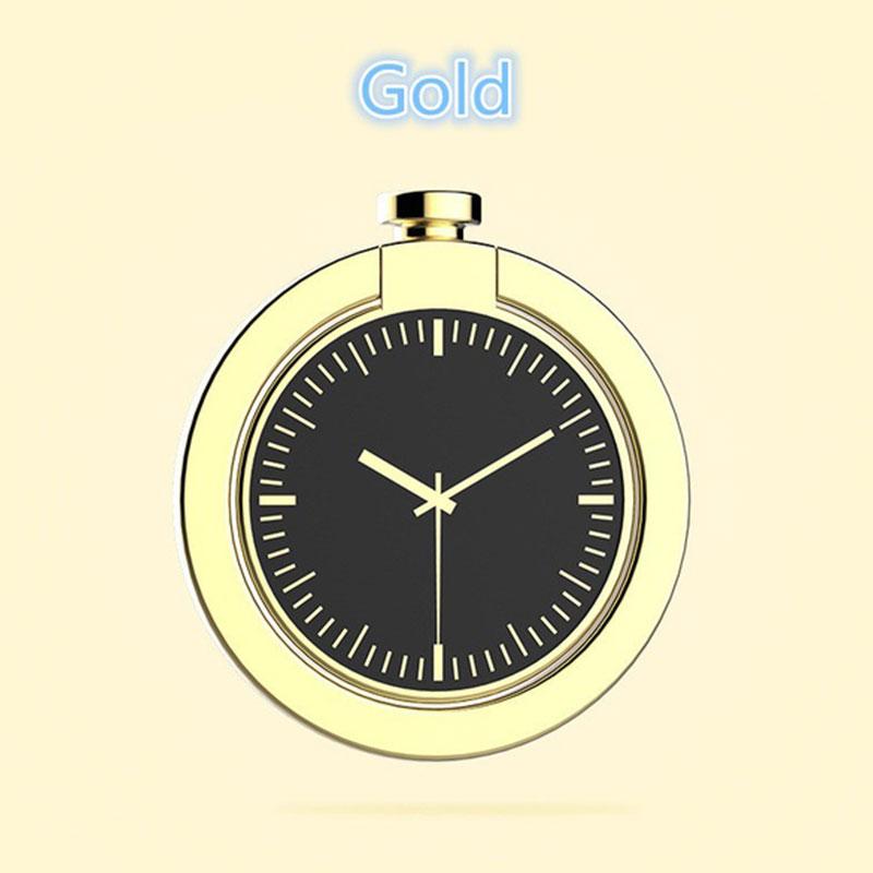 Creative-Clock-Mobile-Phone-Finger-Ring-Stand-Bracket-Holder-Stent-Spinner-23D0