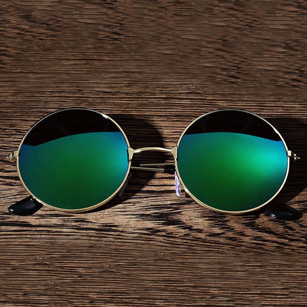 E8D8-Unisex-Sunglass-UV400-Metal-Round-Eye-Glasses-Retro-Spectacles-Optical