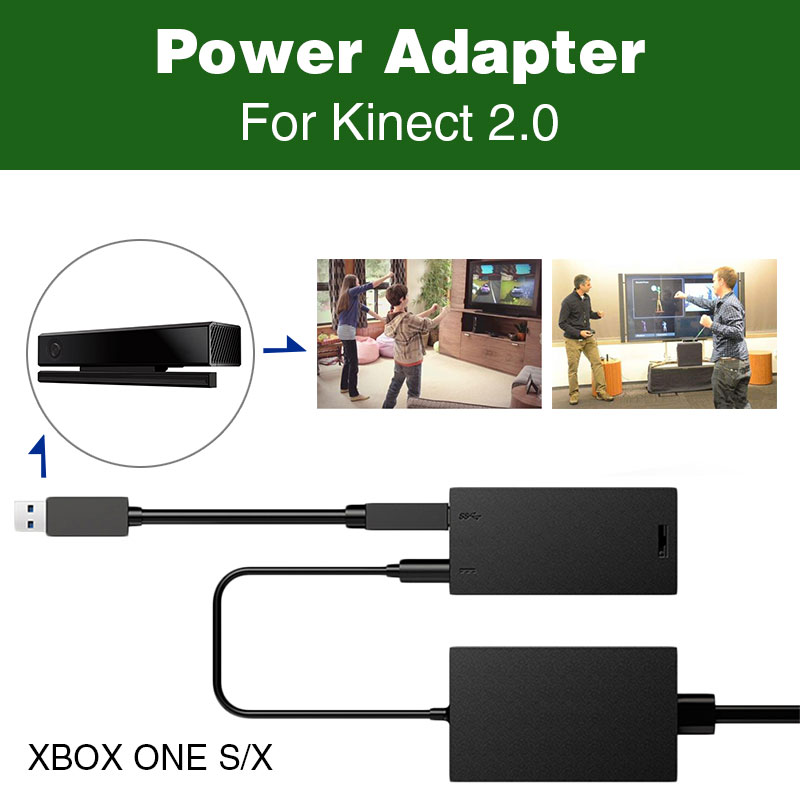 3BE1-KINECT-V2-WITH-ADAPTER-FOR-XBOX-ONE-S-X-amp-PC-VRCHAT-Plug-and-Play