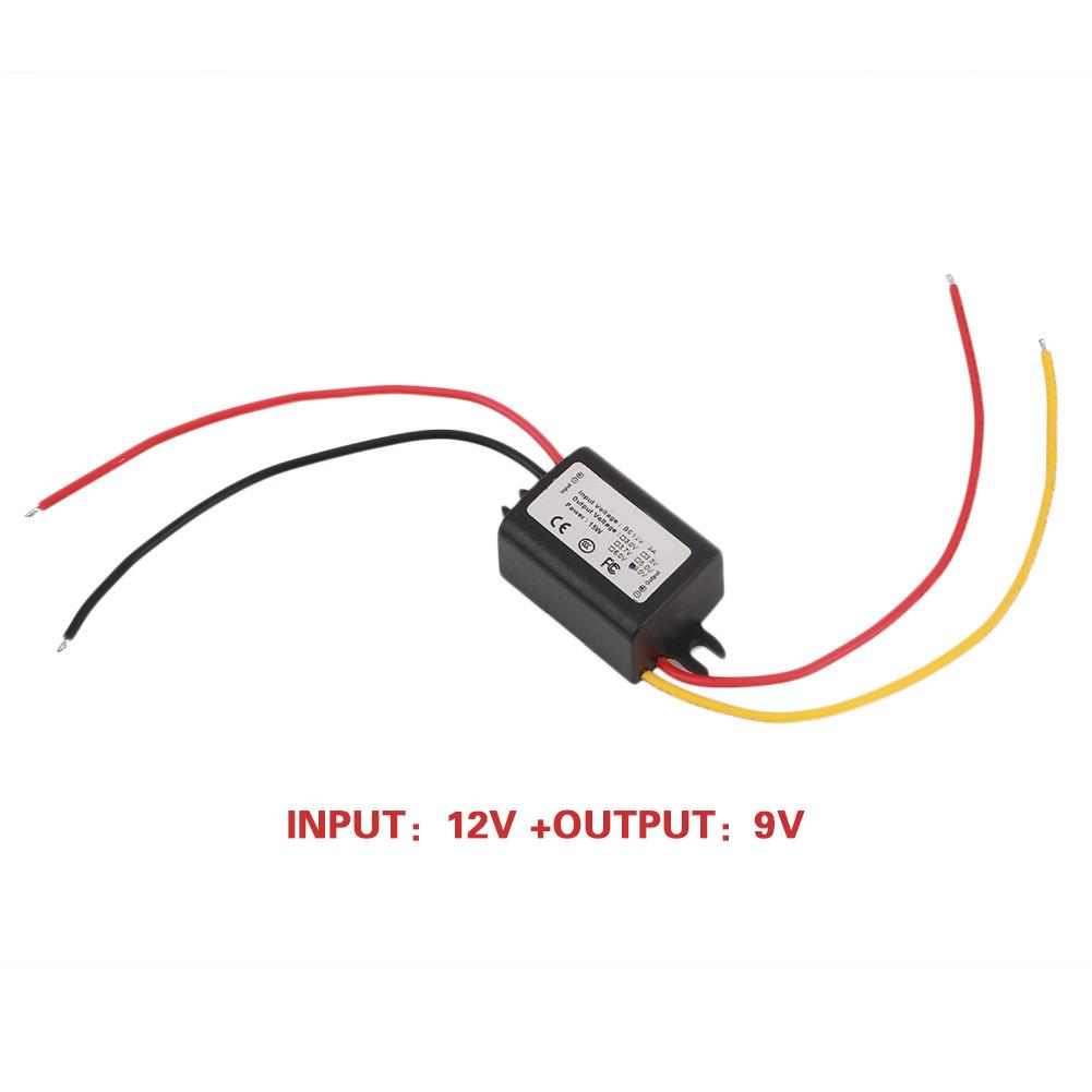E0EA-DC-Adapter-Volt-Regulator-Inverter-DC-DC-DC-Converter-15W-Auto